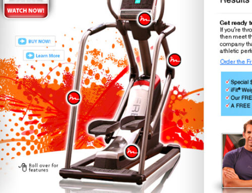 Landing Page Free Motion Fitness